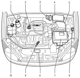 Where Is Fuse Box On Ford Focus 2003 moreover Wiring Diagrams For Chevy Cruze additionally 2001 Ford F150 5 4 Engine  partment Diagram furthermore 160743833283 together with 2005 Ford Escape Wiper Motor Fuse Number. on ford focus engine bay fuse box