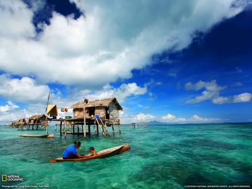 Fishing, Celebes Sea