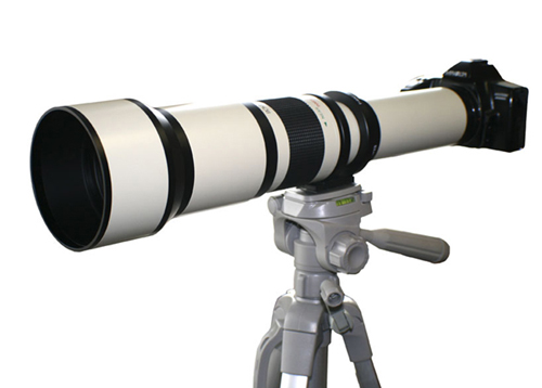 A High Powered Zoom Lens