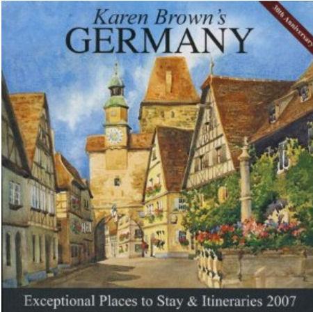 Karen Brown's Germany 2007 - 30th anniversary