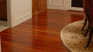 Jatoba or Brazilian Cherry