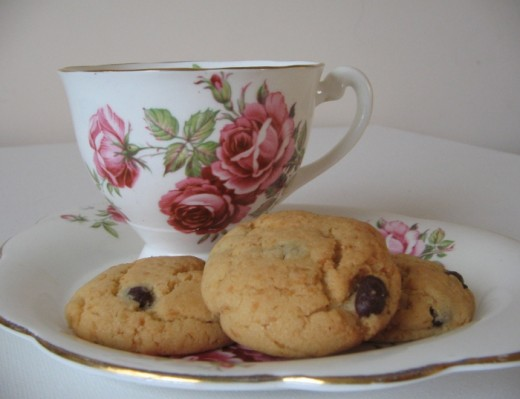 Walnut Biscuits great with a cuppa