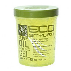 Eco Styler Olive Oil Gel Review