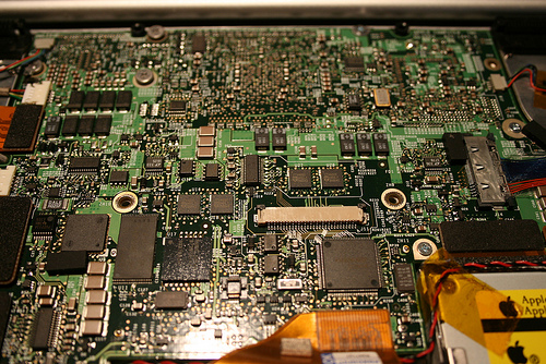 Laptop Motherboard, Some are even More Complicated!