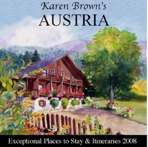 Karen Brown's Austria 2008