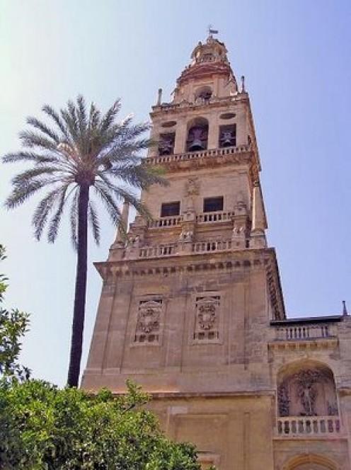 Mezquita Church in Cordoba