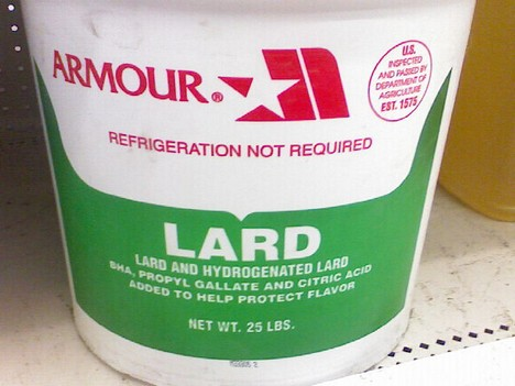 Photo courtesy of Lard treehugger.com
