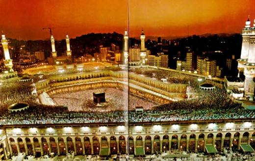 The most Sacred kaba