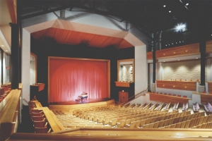 Broward Center for the Performing Arts, Amaturo Theater - this is where I brought my daughters to see Snow White a couple of months ago.