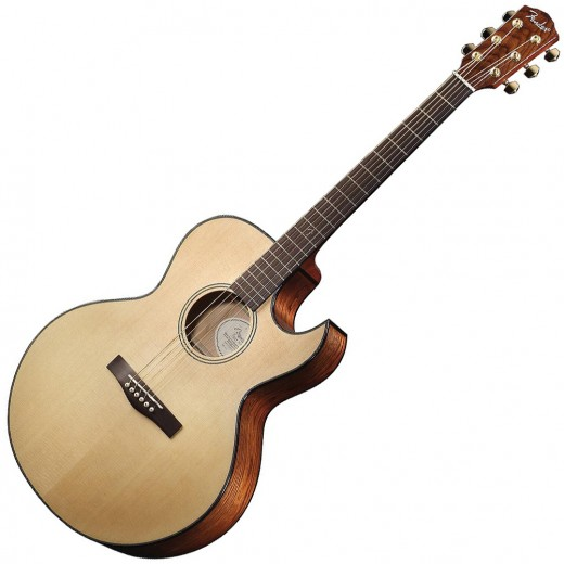 Florentine Style Cutaway Guitar