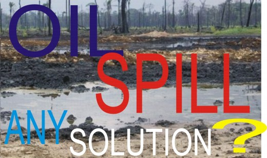OIL SPILL SOLUTIONS