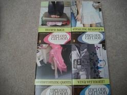 Carter House Girls Books