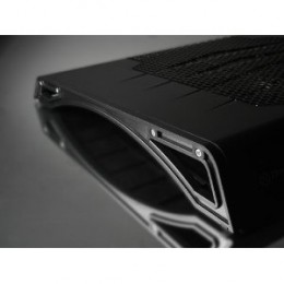 The Thermaltake CLN0009 is a large and silent addition to the top ten notebook coolers!