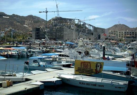 Cabo San Lucas - If you like 24 hour excitement and activity then Cabo is for you, but don't expect to get a slip.... if you DO, then expect to pay through the nose. Most visiting boats end up side-tied with no power or water... so you might as well