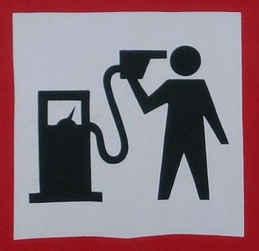 At $4.00/gallon, who wouldn't?