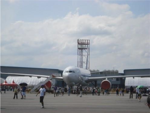 Singapore Air Show - Airbus A330-200F