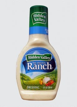 Ranch Dressing - The Cool, Creamy Condiment