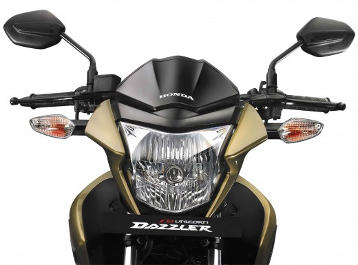 Honda Unicorn dazzler head light