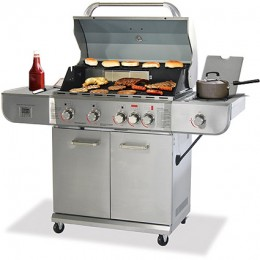Uniflame model barbeque grill