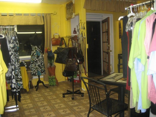 Photos of my now defunct boutique