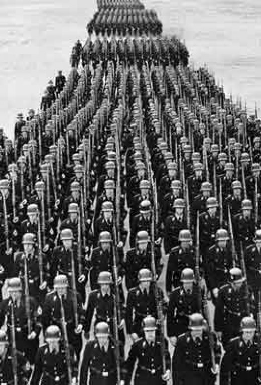 A standing army is a strong necessity