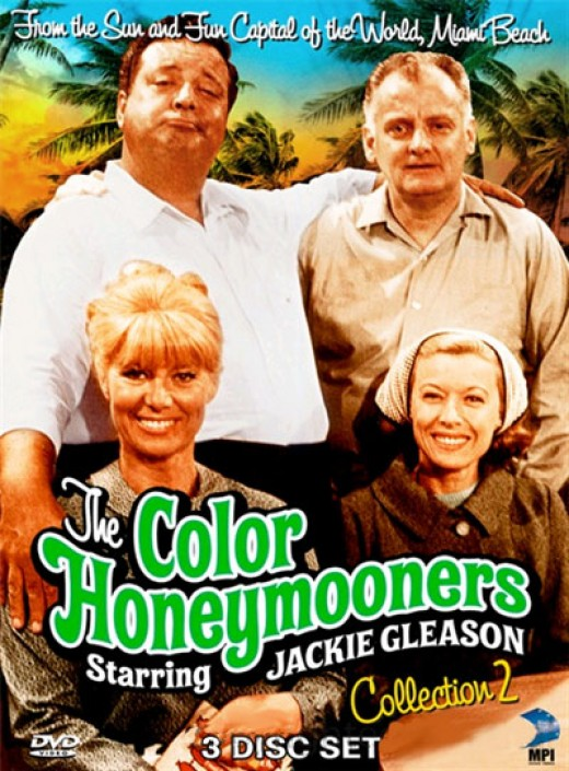 """Many of us remember that dysfunctional couple in """"the Honeymooners"""" where Jackie Gleason always threatened his wife with a trip to the moon."""