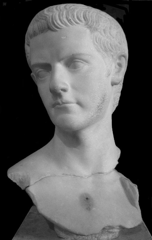 Caesar Caligula is seen as one of the most dysfunctional people that ever lived. He was a self appointed god and demanded worship among a host of other audacious acts.