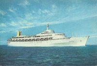 I first saw Sydney Harbour on board the Canberra in December 1984