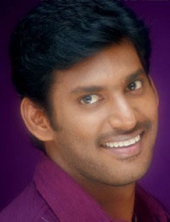 Tamil actor VISHAL favourites and profile details