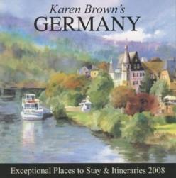 Karen Brown's Germany 2008 - Artwork: Jann Pollard