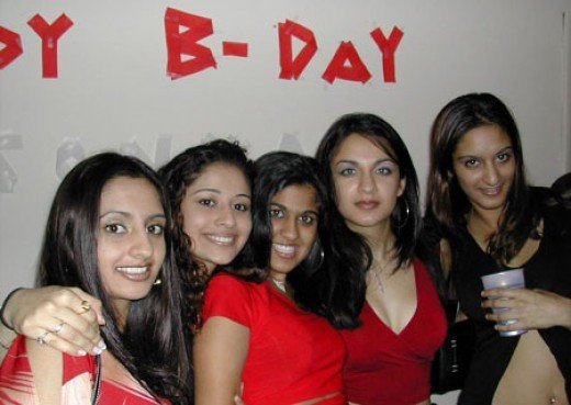 hot indian college  girl in masti mood