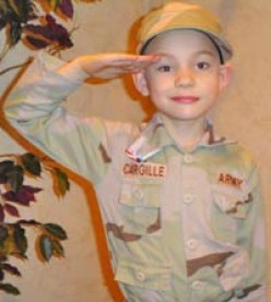 Military School for Kids: Discipline at an Early Age