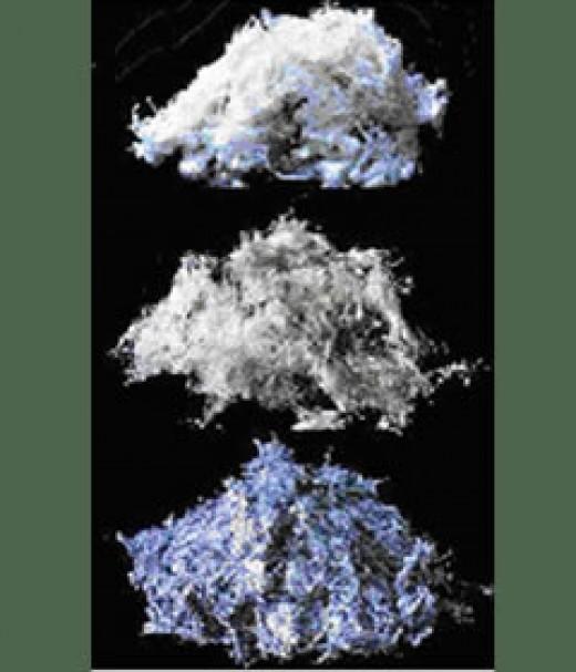 Asbestos Fibres