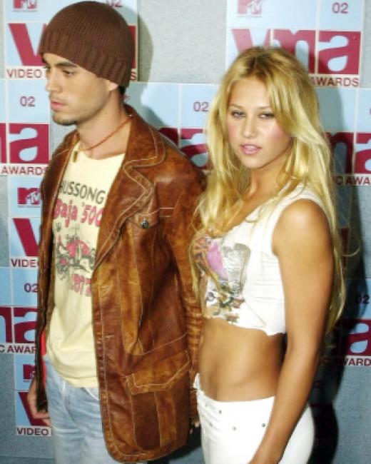 Anna and Enrique