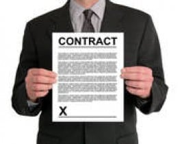 Read the fine print, or pay the consequences! Better yet, run all contracts past your attorney.