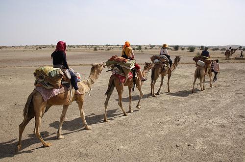 Native people of The Thar Desert