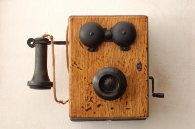 Vintage Telephone by Daniel St.Pierre on freedigitalphotos.net