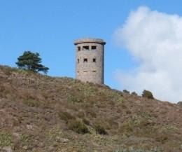 Tower in Tierra del Trigo