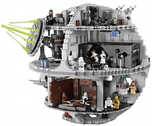 Lego Death Star Toy