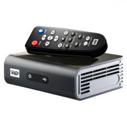 WD TV Live Plus HD Media Player Now with Netflix