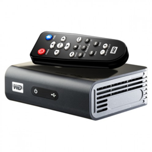 WD TV Live Plus HD Media Player with Netflix