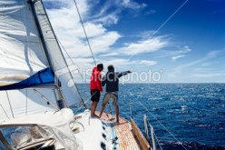 Sailing -Yachts in Miami and San Francisco