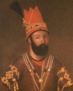 Nadir Shah's invasion of India