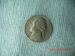 1960 Nickel (obverse)
