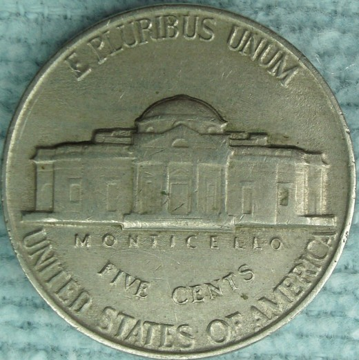 Reverse Doubled Die  This was a pocket change coin.