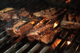 Grilled BBQ ribs photo: Another Pint Please @flickr
