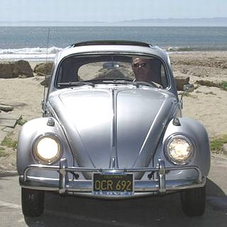 1960 Volkswagen Beetle Sunroof