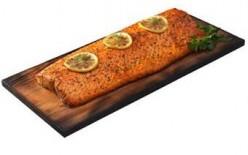 The Art of Cedar Plank Grilling a Fish