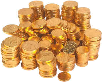 Online gold is shiny! Would you crap your life away to get it yourself?