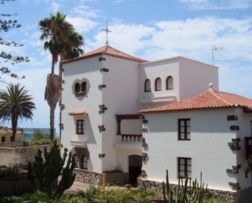 Guia de Isora historic building